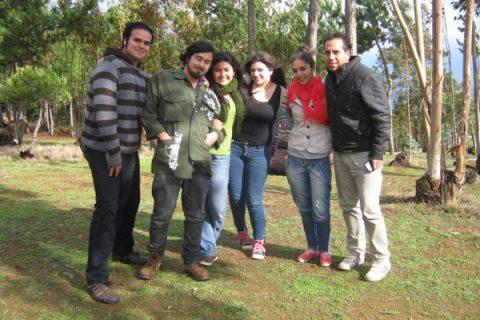 Encuentro de Jóvenes Universitarios