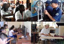 La escuela y la formación profesional salesiana