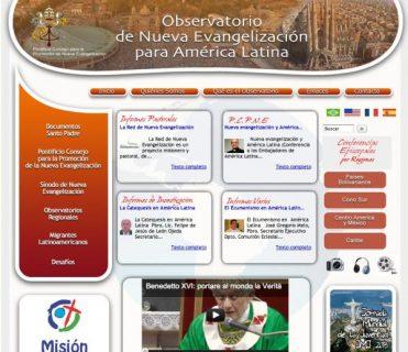 Inaugurado Observatorio de Nueva Evangelización para América Latina