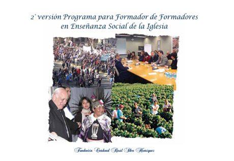 Formación en Enseñanza Social de la Iglesia