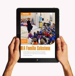 Brasil – Nuevo Portal y aplicaciones del Boletín Salesiano