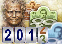 Bicentenario: cuenta regresiva para el 16 de agosto