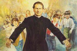 Consagración apostólica de los nuevos salesianos