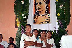 Guatemala – Canonización santa indígena