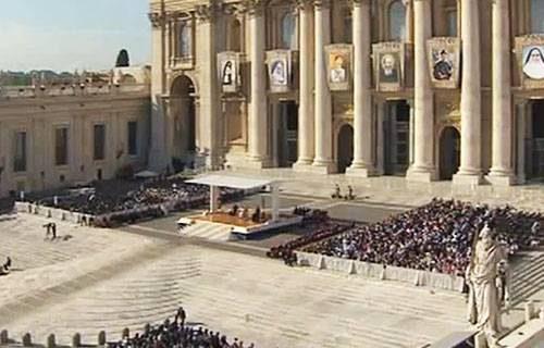 """Papa Francisco: """"el verdadero poder es el servicio"""""""