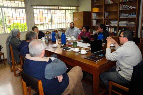 Ampliado de Espiritualidad Salesiana se reúne en Lo Cañas