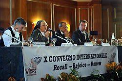 Italia – Recordar, Alegrarse, Renovarse: los 25 años de VIDES