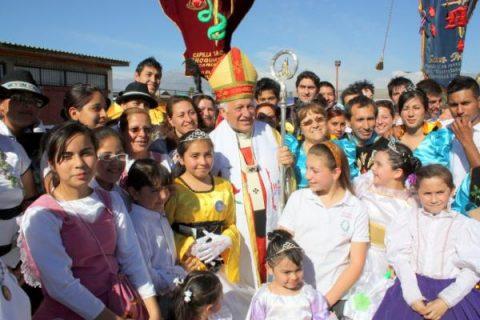 Arzobispo agradeció misión de los Padres Columbanos