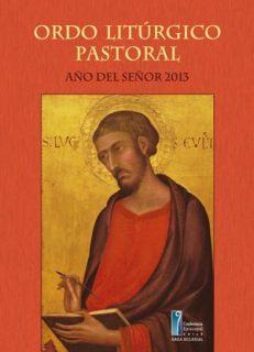 Ordo Litúrgico Pastoral 2013 en el Año de la Fe