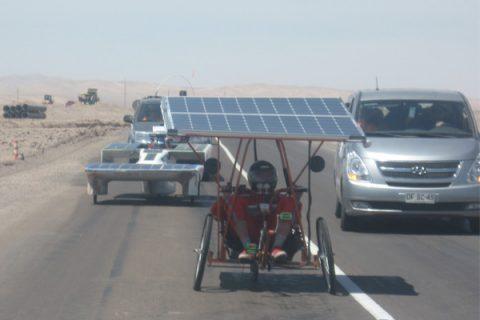 Destacada participación del colegio de Antofagasta en la Carrera Solar Atacama