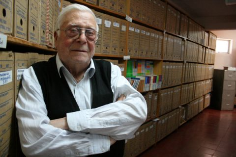 A los 91 años de edad Fallece el salesiano P. Simón Kuzmanich