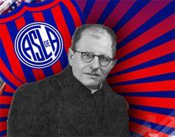 El salesiano que fundó un equipo de fútbol de primera división