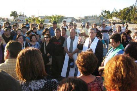 Obispo de Copiapó se traslada a Freirina