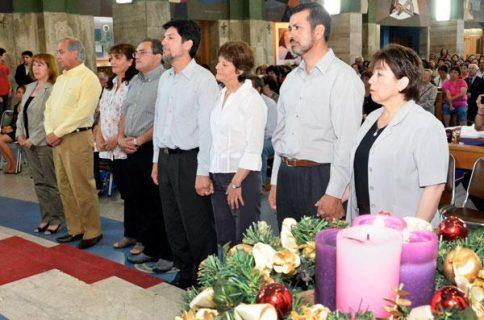 Admisión de cuatro laicos salesianos al diaconado permanente