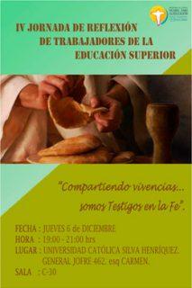 Jornada Trabajadores de la Educación Superior