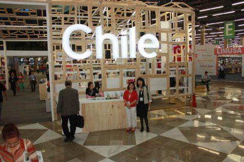 Libros UCSH presentes en Feria de Guadalajara