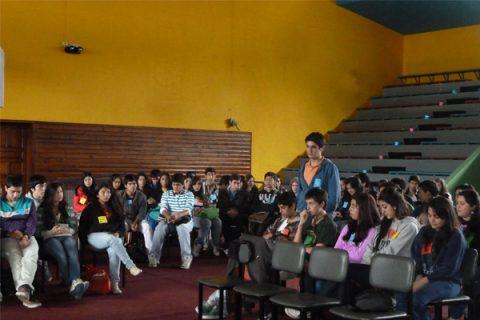 Concepción – Cifra histórica de jóvenes dispuestos a trabajar en las Colonias Villa Feliz
