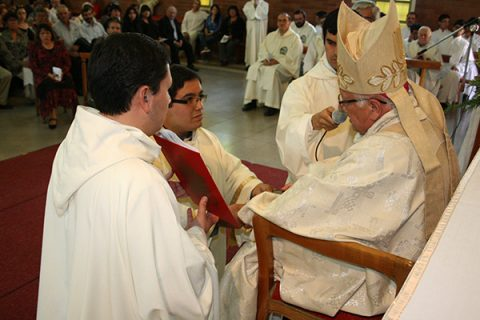 """Ord. Diaconal José Quinteros: """"No se trata de poder o privilegios, significa, más bien, que Cristo crezca"""""""