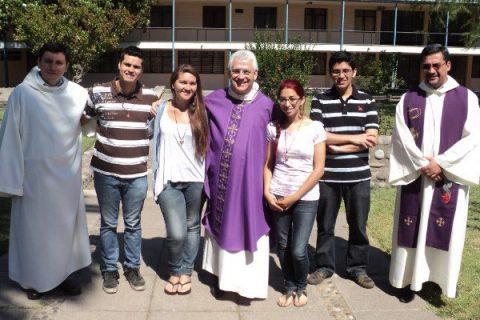 Enviados los Voluntarios Misioneros de Santiago