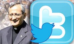 Tweetea con el Rector Mayor: @PascualChavez5