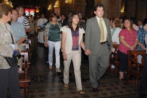 """""""No teman afirmar que el matrimonio es la unión entre un hombre y una mujer…"""""""