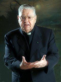 Falleció el padre Baldo Santi