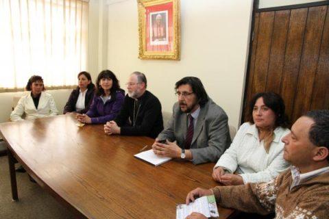 Declaración conjunta Obispo de P. Arenas y animalistas
