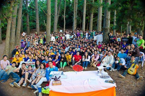 """Campamento Nacional en Las Peñas: """"Las CAS son parte de Mí"""""""