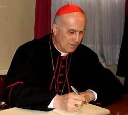Invitación del cardenal Bertone a la Oración por la Iglesia