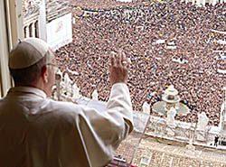 Papa Francisco: escuchen lo que dice, pero miren también cómo lo dice