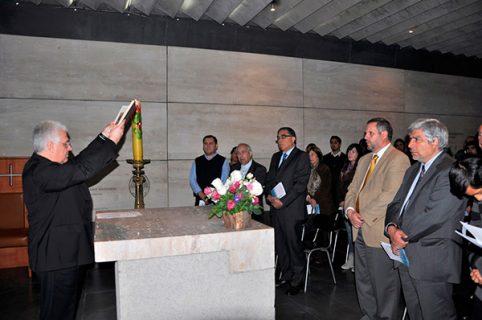 Conmemoración 14 años del fallecimiento del Cardenal Silva