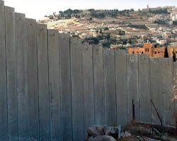 Palestina – Oposición de los Salesianos ante muro que divide la ciudad