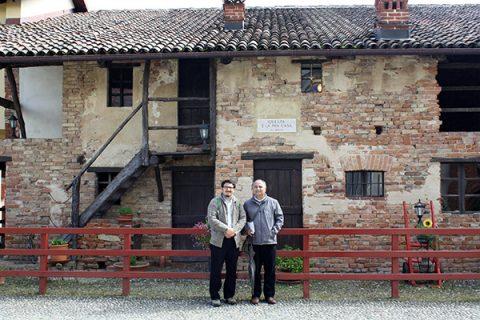 Dos profesores realizan en Turín Cuarto Nivel del Curso de Salesianidad
