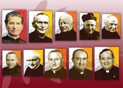 24 de junio: fiesta del onomástico de Don Bosco y de su sucesor