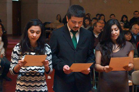 Concepción – Promesas Apóstoles CAS