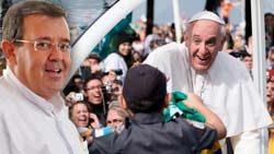 Relectura y énfasis de los discursos del Papa en Brasil