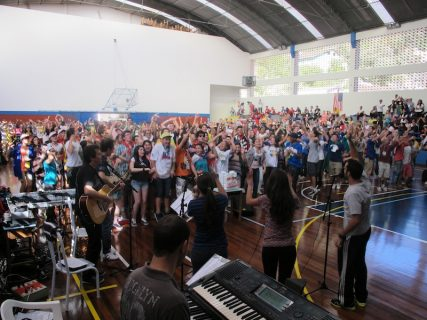 JMJ – Chilenos salen al encuentro de otras culturas en Petrópolis
