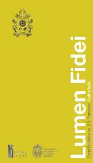 Reserve ejemplares edición para Chile de Lumen Fidei