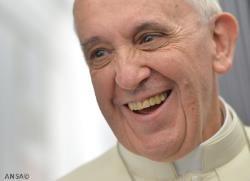 ¡Misión cumplida, Santo Padre!