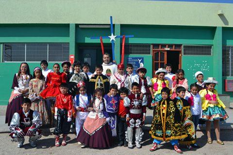 Alto Hospicio – Envío de Bailarines a La Tirana