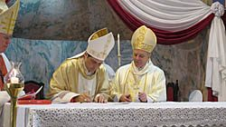 Paraguay – Ordenación Mons. Gabriel Escobar Ayala