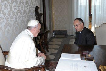 Entrevista del Papa Francisco a las publicaciones Jesuitas