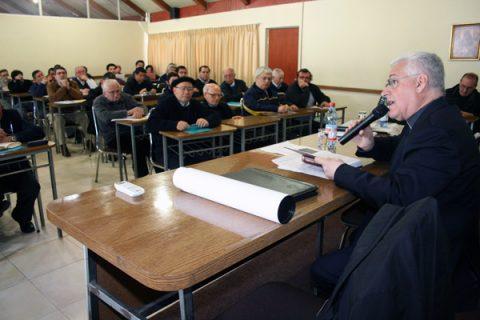 Concluida Asamblea Inspectorial