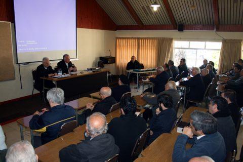 Iniciada Asamblea Inspectorial