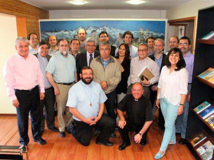 II Encuentro Directivos Pastorales Universidades Católicas de Chile