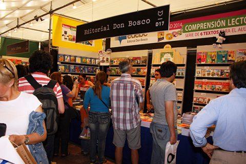 Participación de Edebé en la Feria Internacional del Libro de Santiago