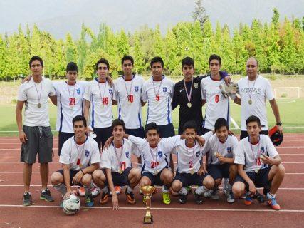 Torneo de Fútbol Copa UCSH – Colegios Salesianos