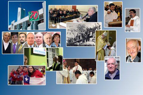 Quehacer noticioso de la Congregación durante 2013