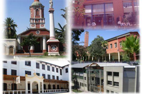 Rediseño Comunidades de Santiago