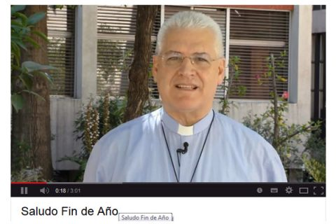 VIDEO: Saludo Fin de Año P. Inspector Alberto Lorenzelli